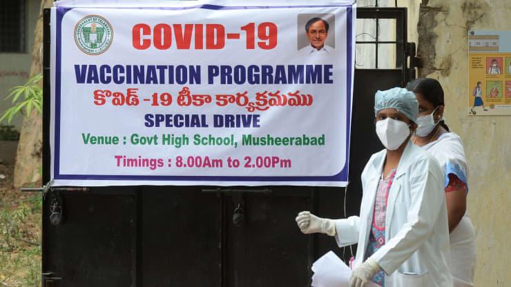 Châu Á – Thái Bình Dương tụt lại thế nào trong cuộc đua tiêm vaccine Covid-19