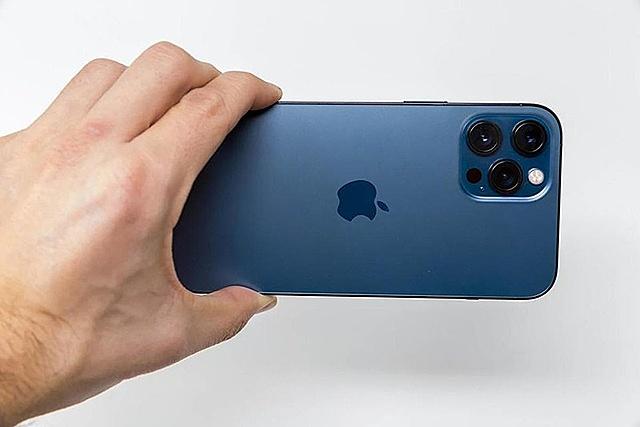 Cảm biến LiDAR sẽ xuất hiện trên tất cả mẫu iPhone 13 ẢNH: ZDNET