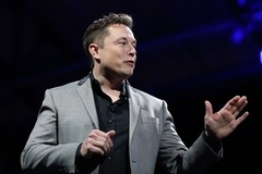 Elon Musk sắp bán burger?