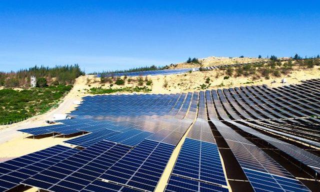 Gia Lai chấp thuận chủ trương đầu tư dự án điện mặt trời trị giá hơn 9.500 tỷ đồng. Ảnh: EHCMC.