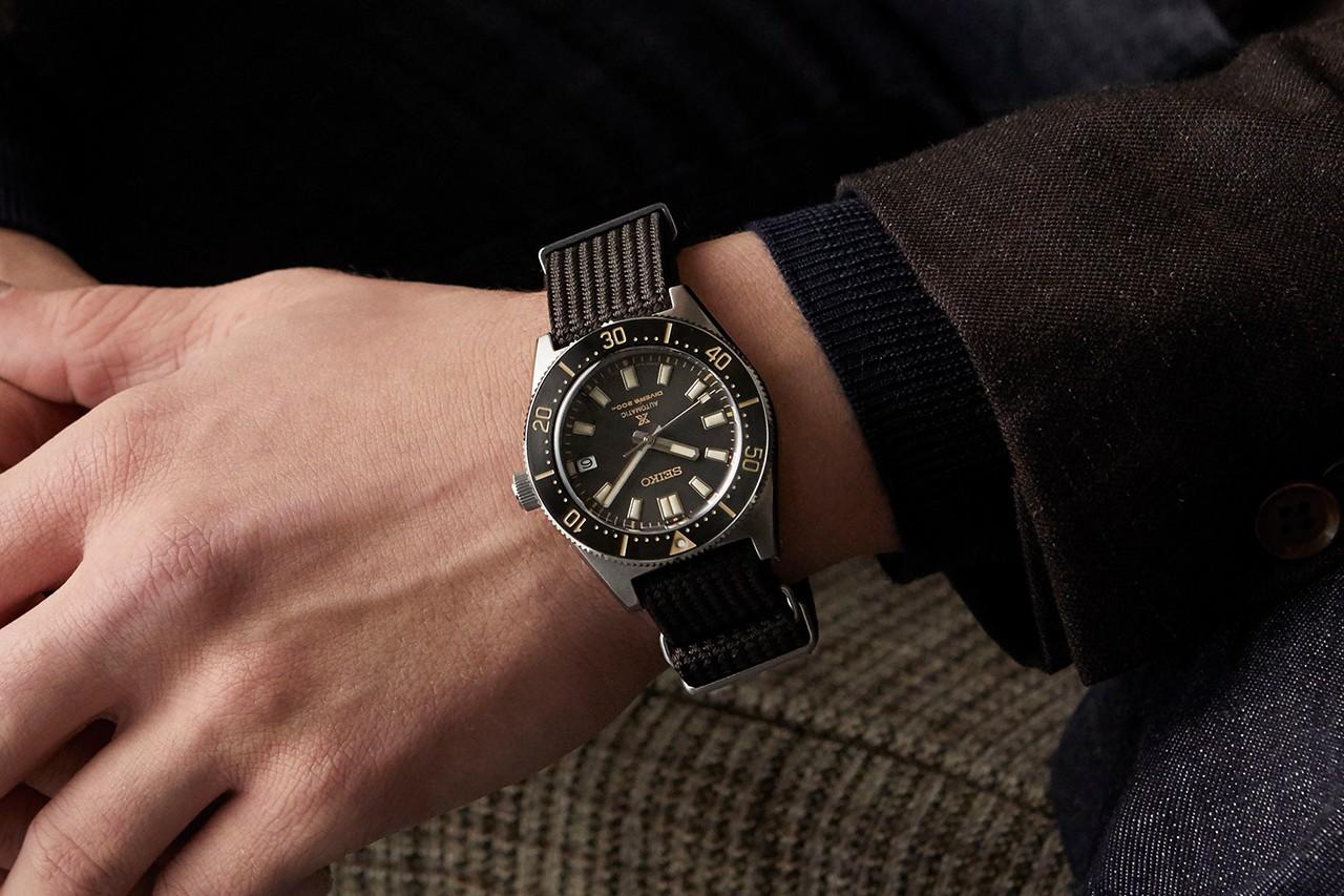 Bộ đôi đồng hồ lặn lấy cảm hứng từ các thiết kế kinh điển của Seiko