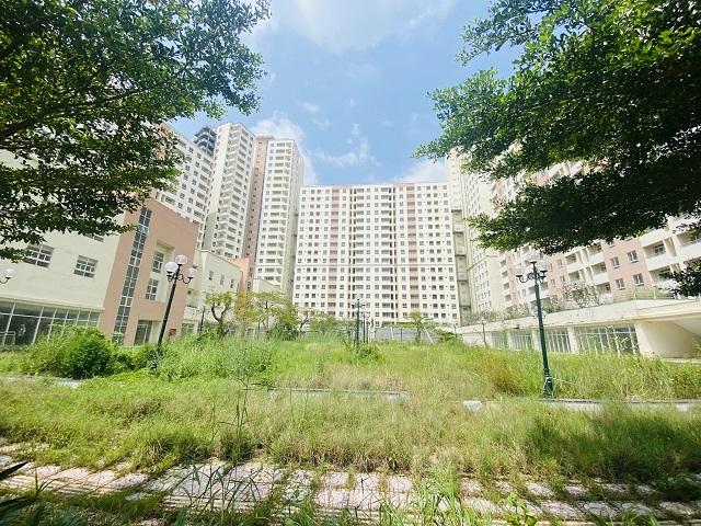 TP HCM: Chia đôi 3.790 căn hộ tái định cư để đấu giá