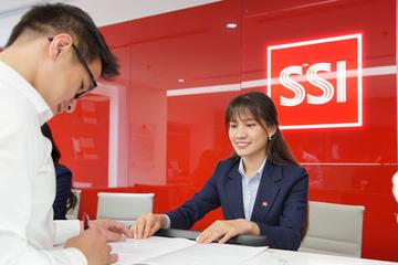 SSI thưởng và chào bán cho cổ đông gần 329 triệu cổ phiếu