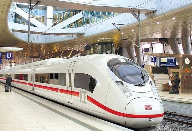Đề xuất ưu tiên đầu tư 112.325 tỷ đồng làm 2 đoạn đường sắt tốc độ cao. Ảnh minh họa.