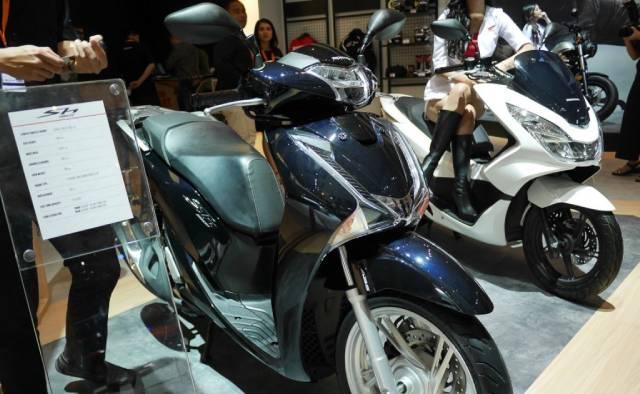 Honda Indoneisa ngừng bán SH150i nhập khẩu từ Việt Nam