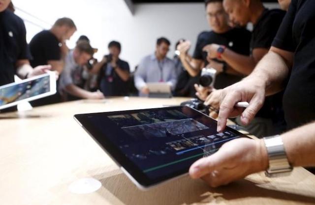 Apple đang phát triển iPad Pro có sạc không dây.