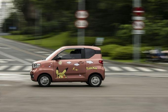 Ván cược của công ty bán ôtô điện giá chỉ 4.500 USD