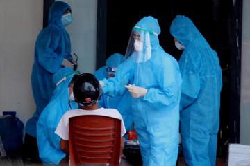 Sau 6 giờ, Việt Nam ghi nhận thêm 102 bệnh nhân Covid-19
