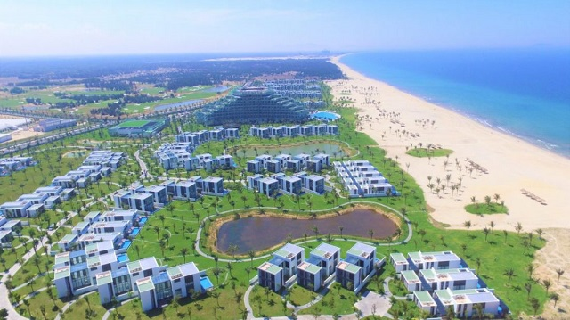 Quảng Nam sẽ phát triển 2 dự án nhà ở với diện tích hơn 325 ha trong khu nghỉ dưỡng Nam Hội An thuộc huyện Duy Xuyên và huyện Thăng Bình