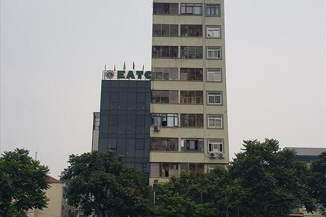 Một chung cư mini nằm trên đường Vũ Tông Phan, phường Khương Đình, quận Thanh Xuân, Hà Nội. Ảnh: Cao Nguyên