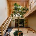 <p> Ngôi nhà dành cho một cặp vợ chồng và ba đứa con nhỏ trong một khu dân cư yên tĩnh ở phía bắc thành phố Kyoto, Nhật Bản, được thiết kế bởi 07Beach.</p>