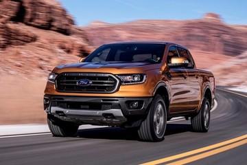 Ford tăng giá nhiều mẫu xe vì thiếu chip bán dẫn