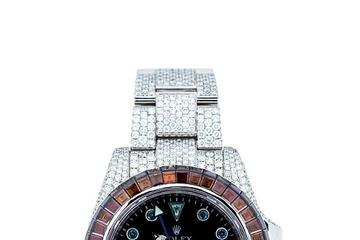 'Ice Cold Pepsi': Chiếc Rolex GMT-Master II 'độ' giá hơn 153.000 USD