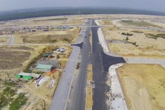 Sân bay Long Thành như thế nào sau nửa năm khởi công?