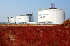 Giá khí hóa lỏng tại châu Á tiếp tục tăng