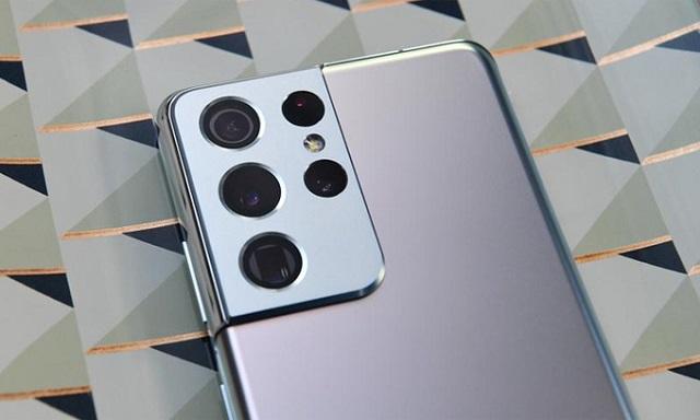 Galaxy S21 gặp lỗi phần mềm camera
