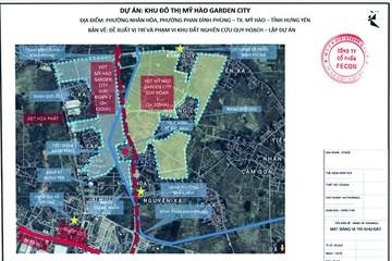 Hưng Yên sẽ có khu đô thị Mỹ Hào Garden City gần 219 ha