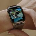 """<p class=""""Normal""""> <strong>WatchOS 8 có tính năng sức khỏe</strong></p> <p class=""""Normal""""> WatchOS 8 sắp ra mắt sẽ có tính năng theo dõi sức khỏe, bao gồm ứng dụng mới có tên gọi Mindfulness, cải tiến giao diện Photos, ảnh nền mới và nhiều tính năng mới khác.</p>"""