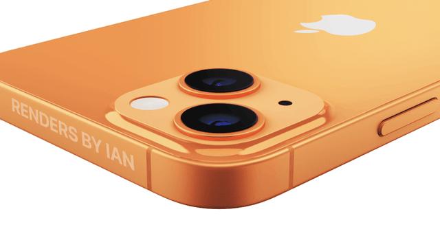 iPhone 13 sẽ có màu vàng đồng mới?