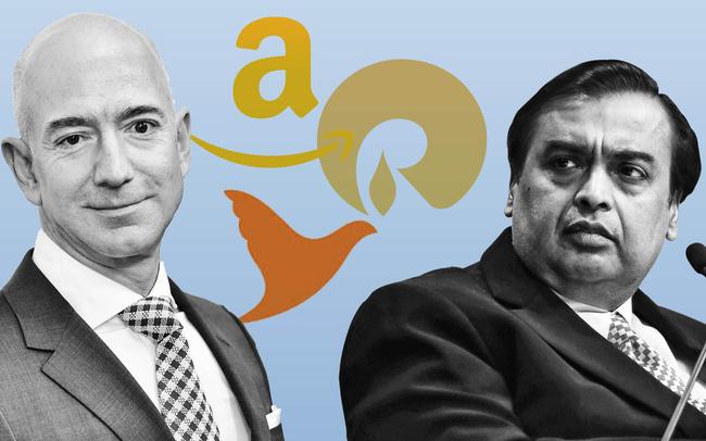 Lý giải cuộc chiến khốc liệt của giới siêu giàu: Tại sao Jeff Bezos chịu thua trước tỷ phú giàu nhất Ấn Độ?