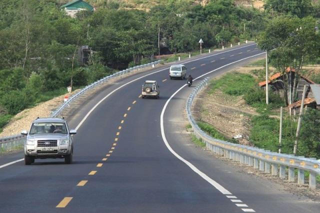 Hướng tuyến cao tốc TP HCM - Chơn Thành đi qua TP Thủ Đức