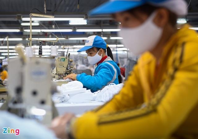 Doanh nghiệp có thêm nguồn lực để nâng cao năng suất và chất lượng sản phẩm