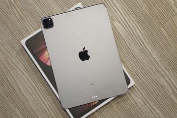 iPad Pro dùng chip M1 mới về Việt Nam đã 'cháy hàng'