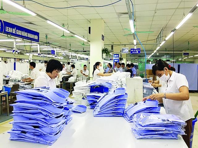 Vinatex: Nhiều doanh nghiệp có đơn hàng đến hết quý II nhưng giá thấp, thị trường Trung Quốc rộng mở