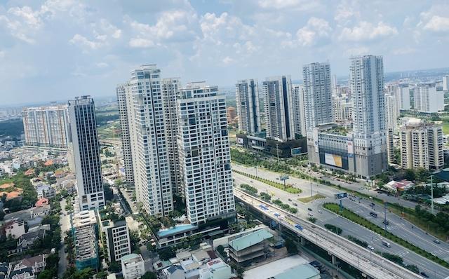 Bộ Xây dựng 'siết' việc bán nhà ở hình thành trong tương lai