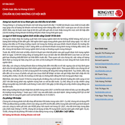 VDSC: Chiến lược đầu tư tháng 6 - Chuẩn bị cho những cơ hội mới