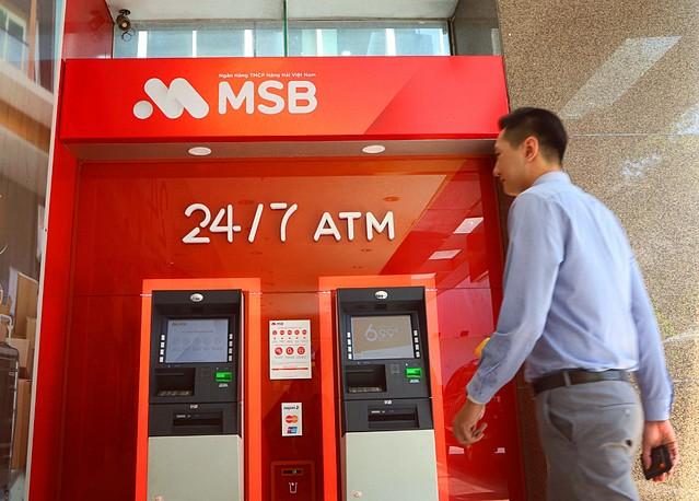 MSB lãi trước thuế 5 tháng gấp 4 lần cùng kỳ năm trước. Ảnh: MSB