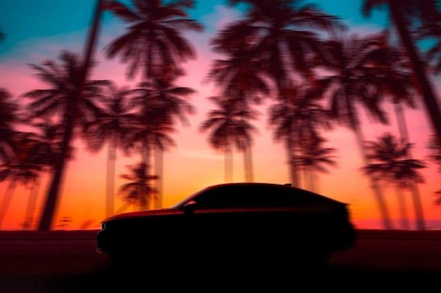 Honda Civic Hatchback 2022 lộ ảnh trước ngày ra mắt.