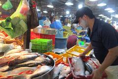 Thủy sản gặp khó tại một cảng lớn của Trung Quốc