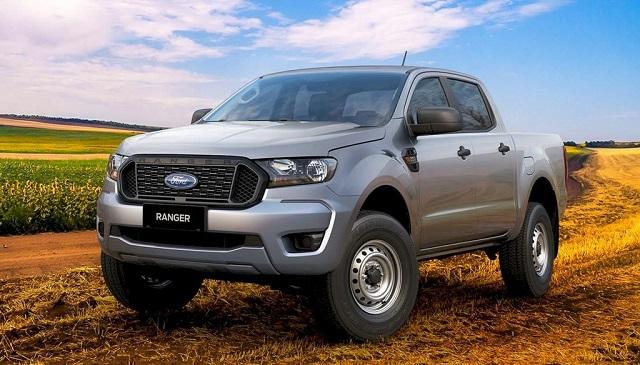 Lộ thông tin Ford Ranger lắp ráp tại Việt Nam, có ít nhất 5 phiên bản