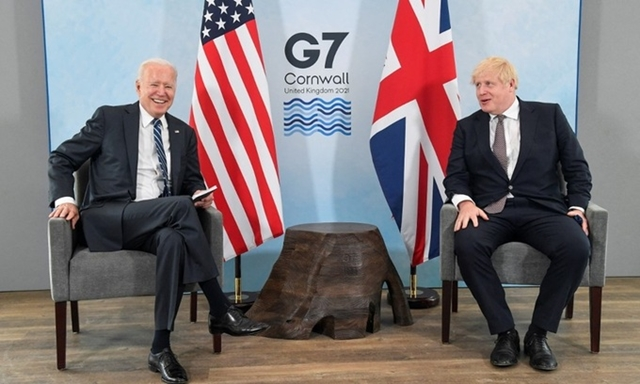 G7 sẽ cung cấp một tỷ liều vaccine Covid-19 cho thế giới