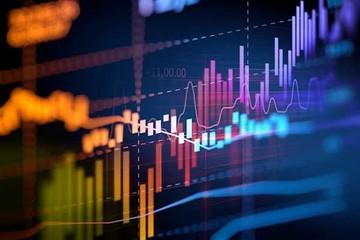Cổ phiếu ngân hàng và chứng khoán bứt phá, VN-Index tăng hơn 28 điểm