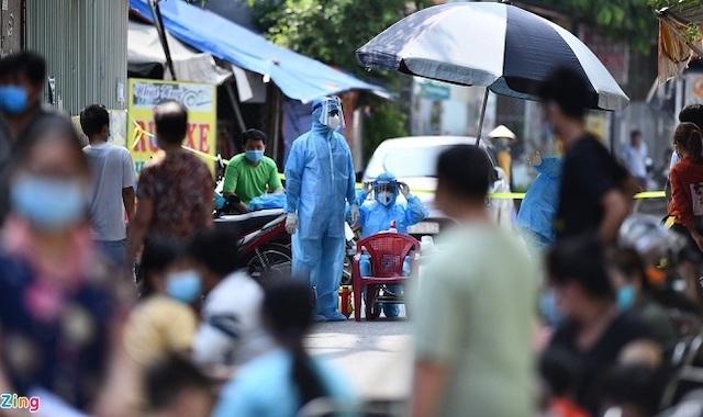 Việt Nam có thêm 51 ca nhiễm Covid-19 vào sáng nay.