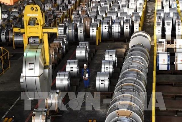 Chính phủ Anh dự định hủy bỏ khoảng một nửa hạn ngạch nhập khẩu thép.