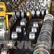 Chính phủ Anh dự định hủy bỏ khoảng một nửa hạn ngạch nhập khẩu thép