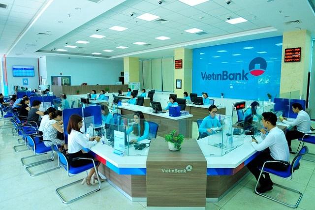 VietinBank là một trong số những ngân hàng tích cực rao bán nợ. Ảnh: VieitnBank.