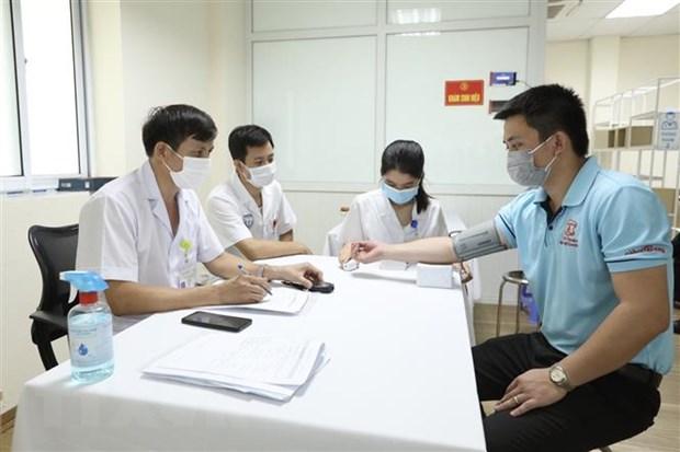 Việt Nam thêm 68 ca nhiễm Covid-19, chủ yếu tại Bắc Giang, TP HCM