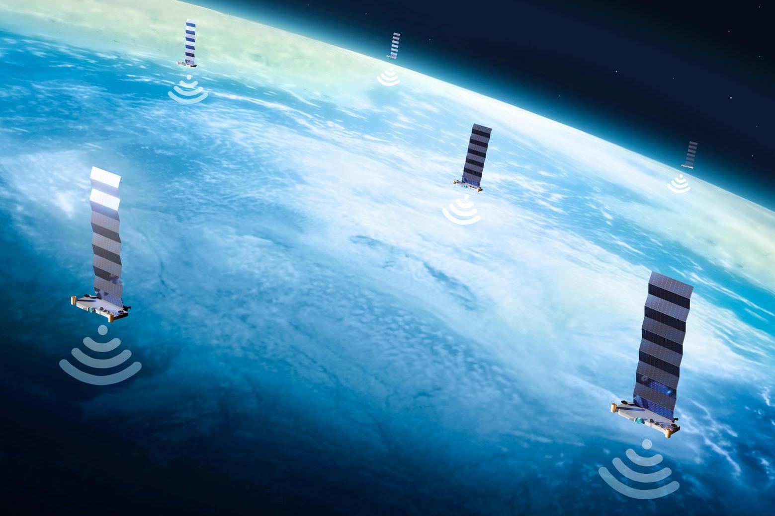 Dịch vụ Internet vệ tinh của Elon Musk 'sợ' cây