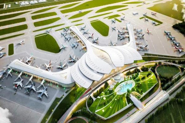 ACV 'xin' vay bằng ngoại tệ để làm sân bay Long Thành