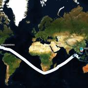 Trung Quốc mua ngô nhiều tới nỗi tắc cứng cảng