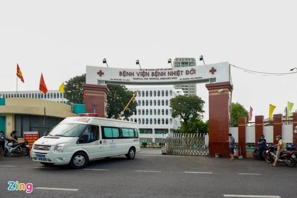 Thêm 31 nhân viên Bệnh viện Bệnh Nhiệt đới TP HCM nhiễm nCoV