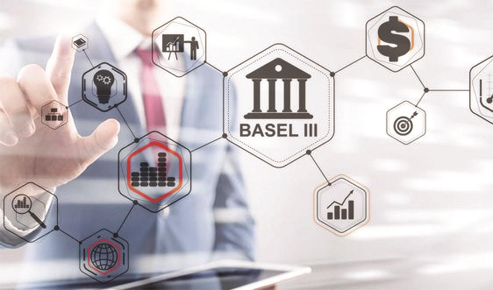Ngân hàng tính đường dài với Basel III