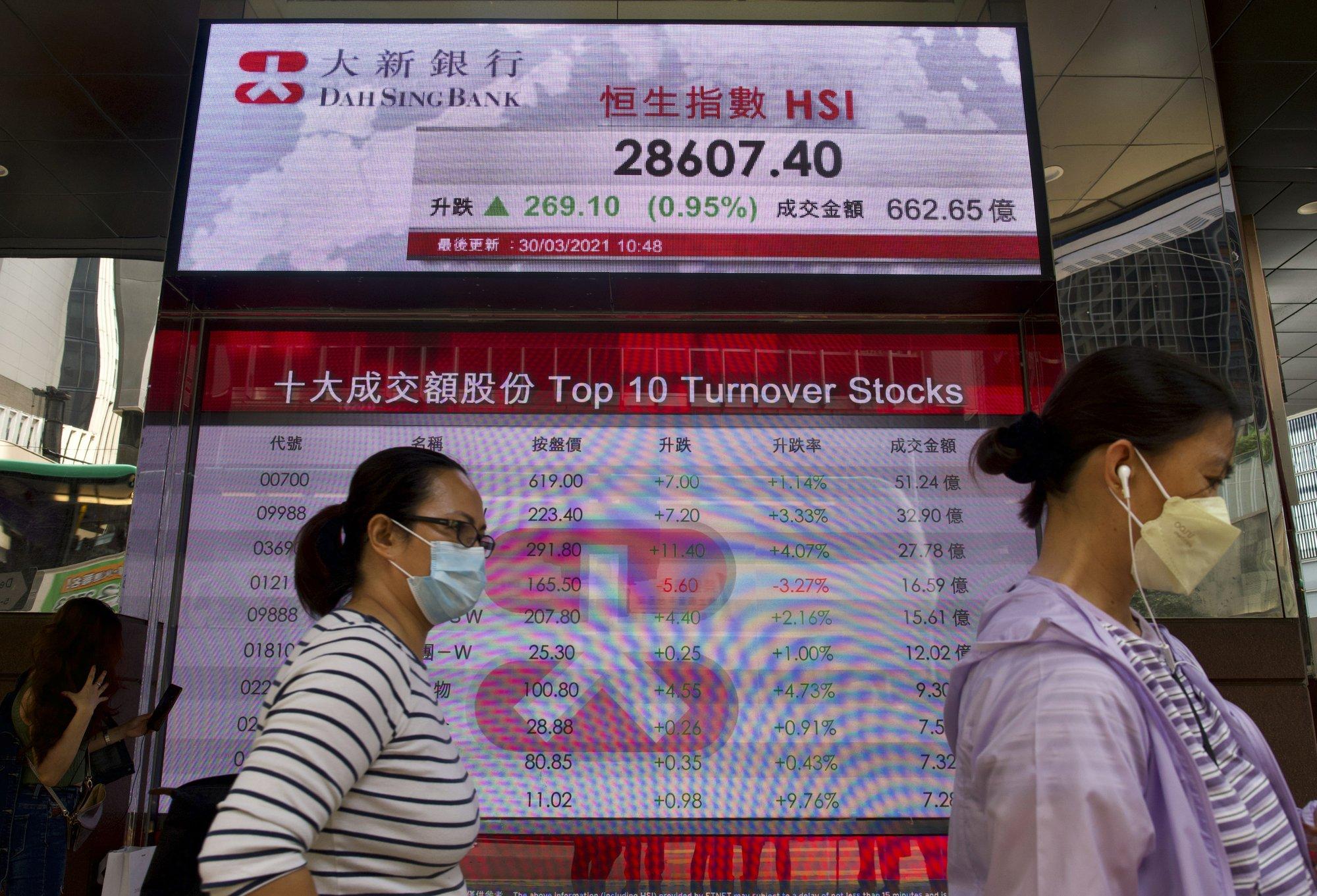 Chứng khoán châu Á trái chiều, thị trường Trung Quốc nghỉ lễ
