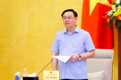 Chủ tịch Quốc hội: Đề nghị Chính phủ sớm có kịch bản tăng trưởng, không chủ quan với lạm phát