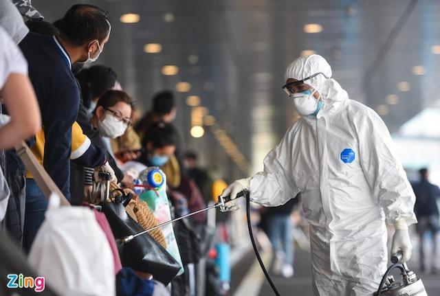 Việt Nam có thêm 92 ca nhiễm Covid-19 vào sáng nay.