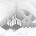 """<p> Nhóm thiết kế<span style=""""color:rgb(0,0,0);"""">tin rằng với phương án thiết kế cùng thái độ tôn trọng truyền thống, những người sống trong ngôi nhà sẽ luôn cảm thấy thoải mái mà không quên phong cách sống của mình: Chung sống trong một không gian rộng lớn, dưới một mái nhà lớn.</span></p>"""